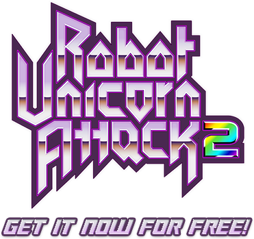 Robot Unicorn Attack 2 - Get it now for free