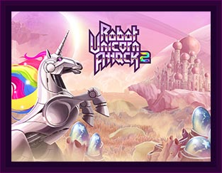 Robot Unicorn Attack 2 Wallpaper