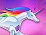 Robot Unicorn Attack: Evolution - A Free Flash Online Game