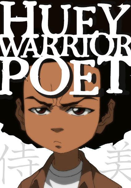 Huey: Warrior Poet