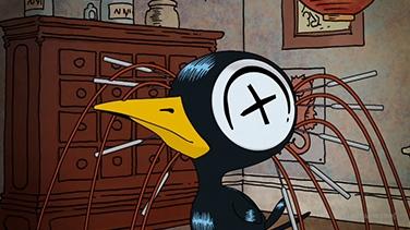 Adult Swim Drinky Crow 12