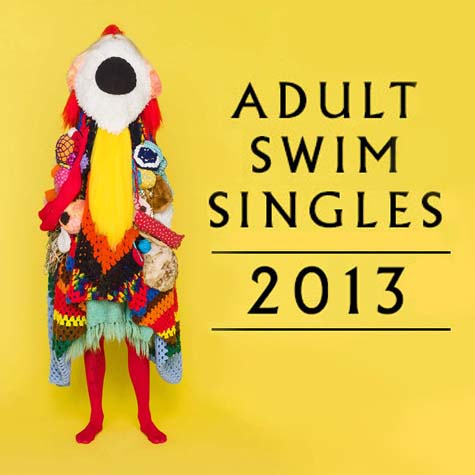 2013 Adult Swim Singles Program