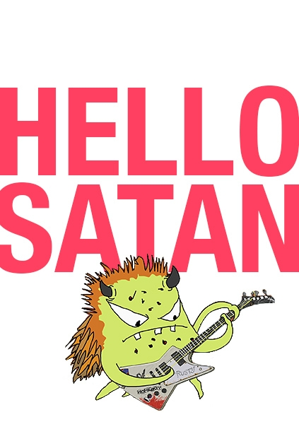 Hello, Satan