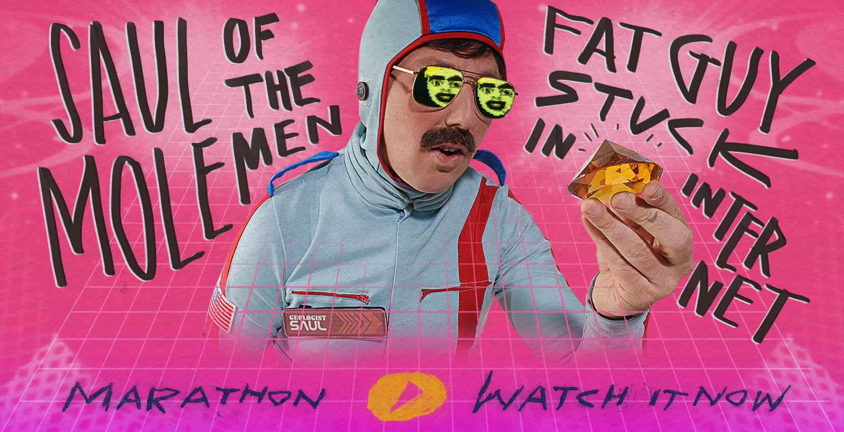 Fat Guy Stuck in Internet / Saul of the Mole Men Marathon