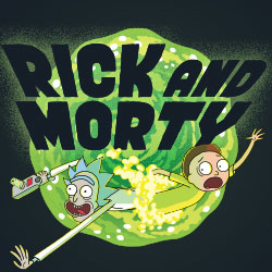 Rick and Morty on Free TV App