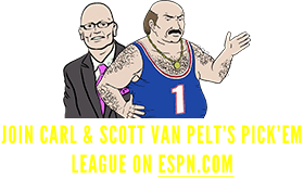 Join Carl & Scott Van Pelt's Pick'em League on ESPN.com