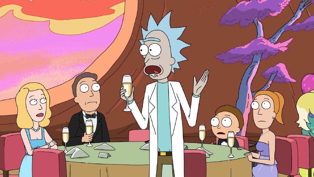 Adult Swim Teases Must-See Rick &- Morty Live Event This Week