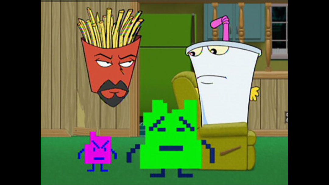 Aqua teen hunger force mooninites episode