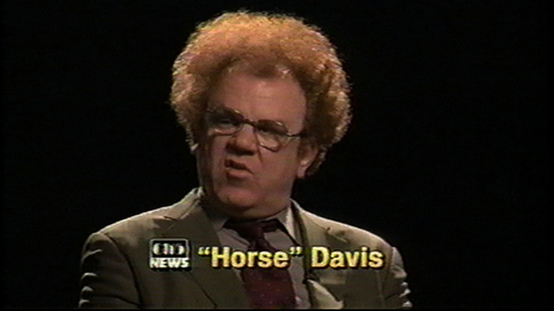 Check It Out! with Dr. Steve Brule - Special Presentation: Horse