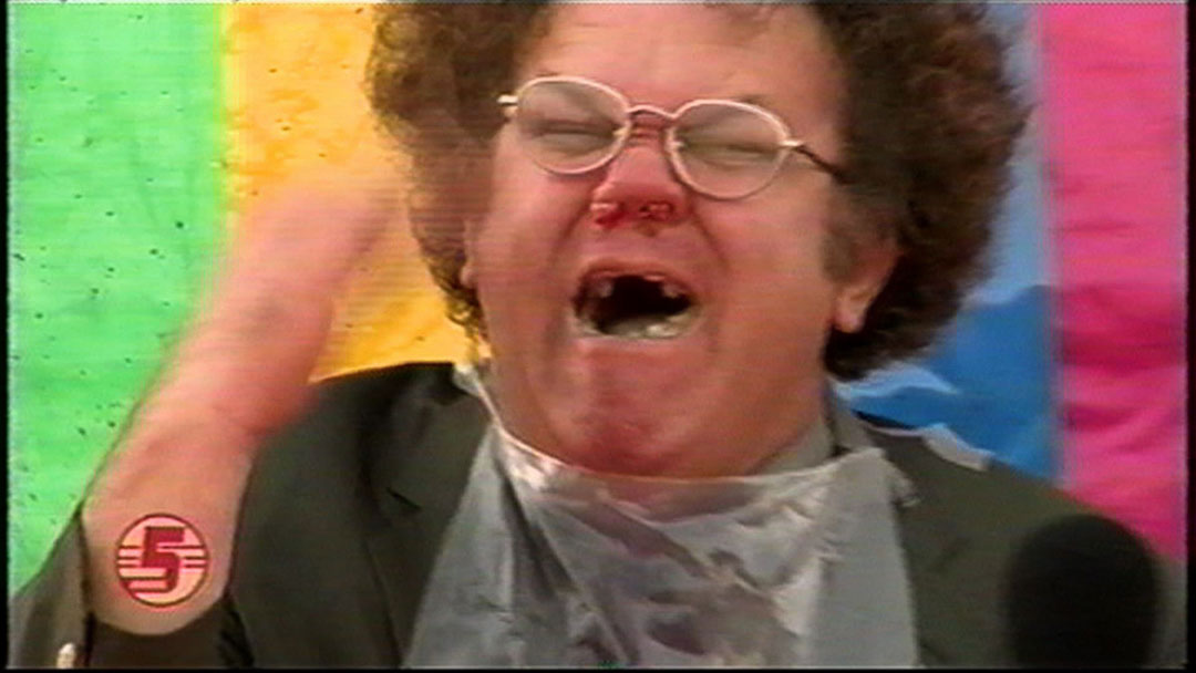 pleasure - check it out  with dr  steve brule