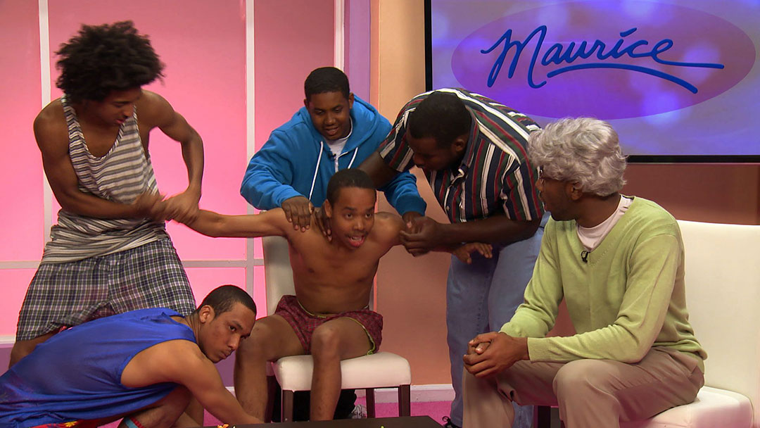 Loiter Squad - Maurice and Guest