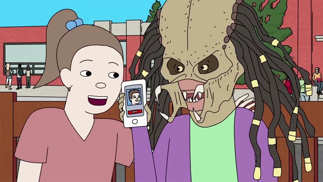 Brad Neely's Harg Nallin' Sclopio Peepio - Harg Nallin Sclopio Peepio: Pre-teen Predator Head
