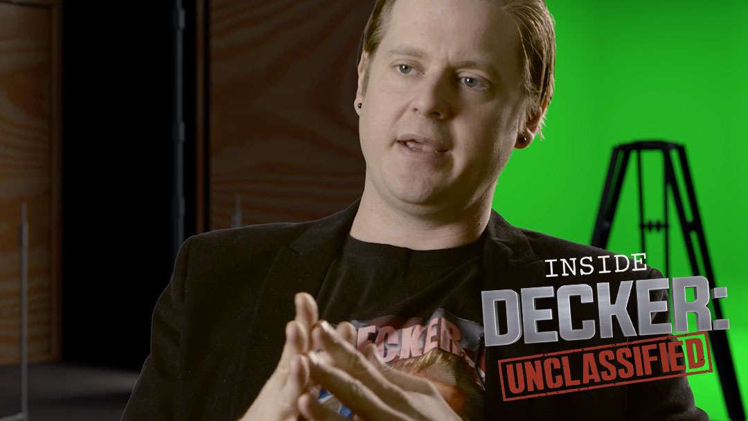 Decker - Inside Decker: All Good Things
