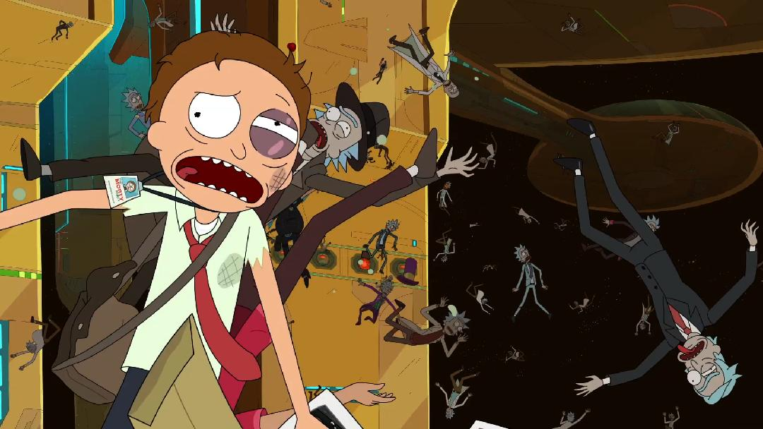 Rick and Morty - Inside 'Tales From the Citadel'