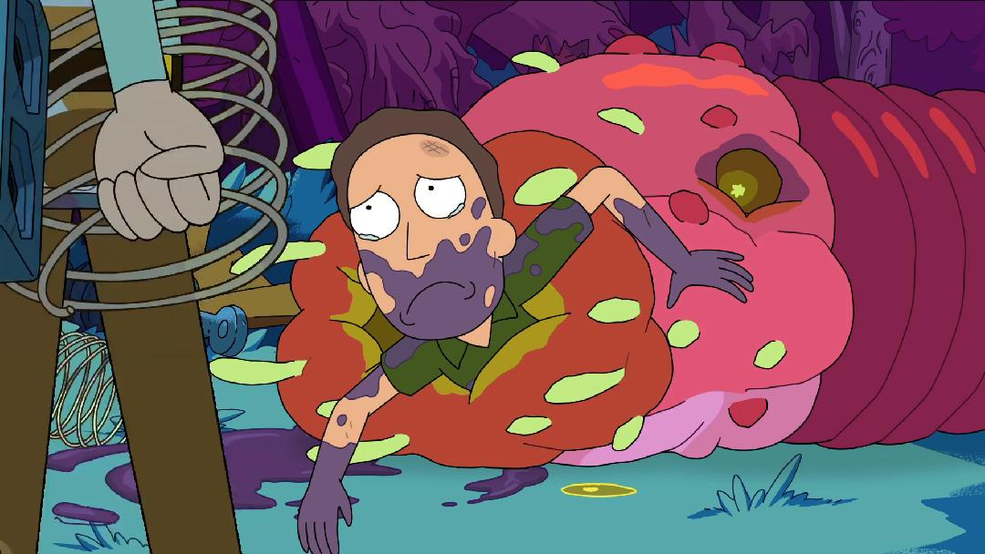 Rick and Morty - Inside 'The Whirly Dirly Conspiracy'
