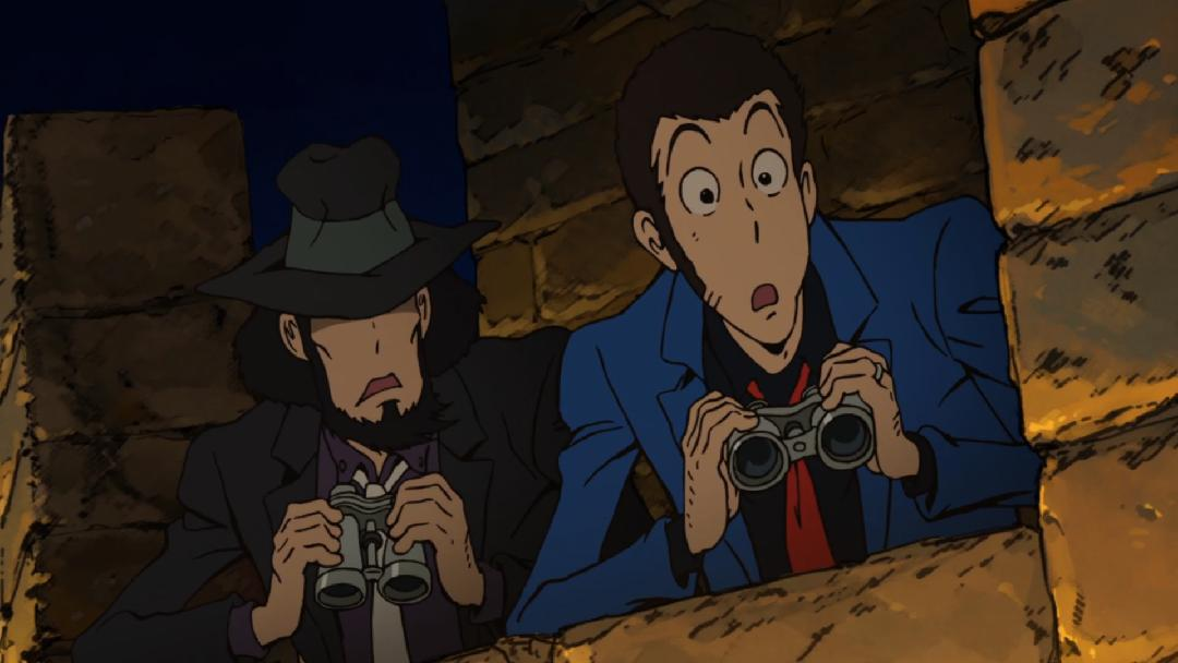 Lupin the 3rd Part 4 - Lupin III Part IV Trailer