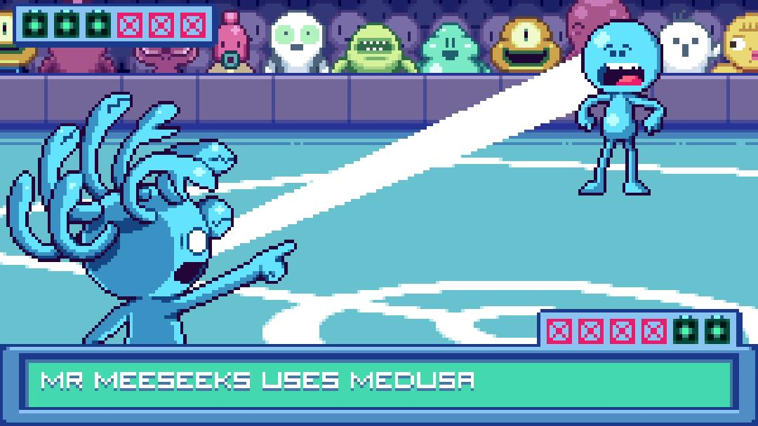 Rick and Morty - MeeSeeks Battle!