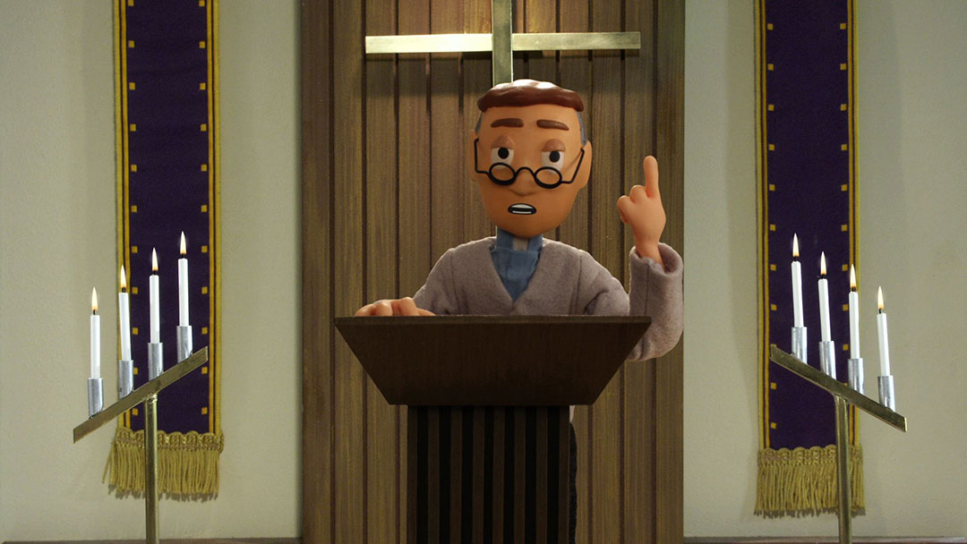 Moral Orel - Rev. Putty Sermons: Old Age