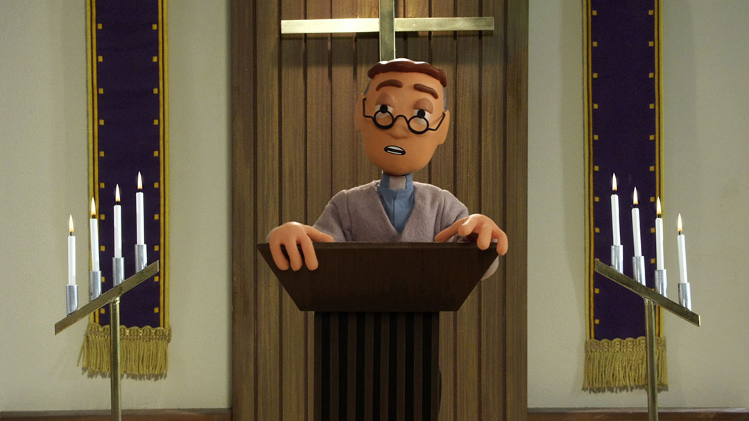 Moral Orel - Rev. Putty Sermons: Gay Guys