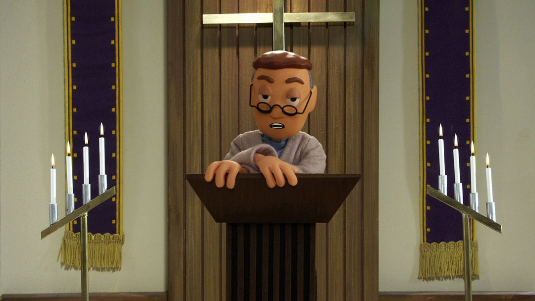 Moral Orel - Rev. Putty Sermons: Necrophilia