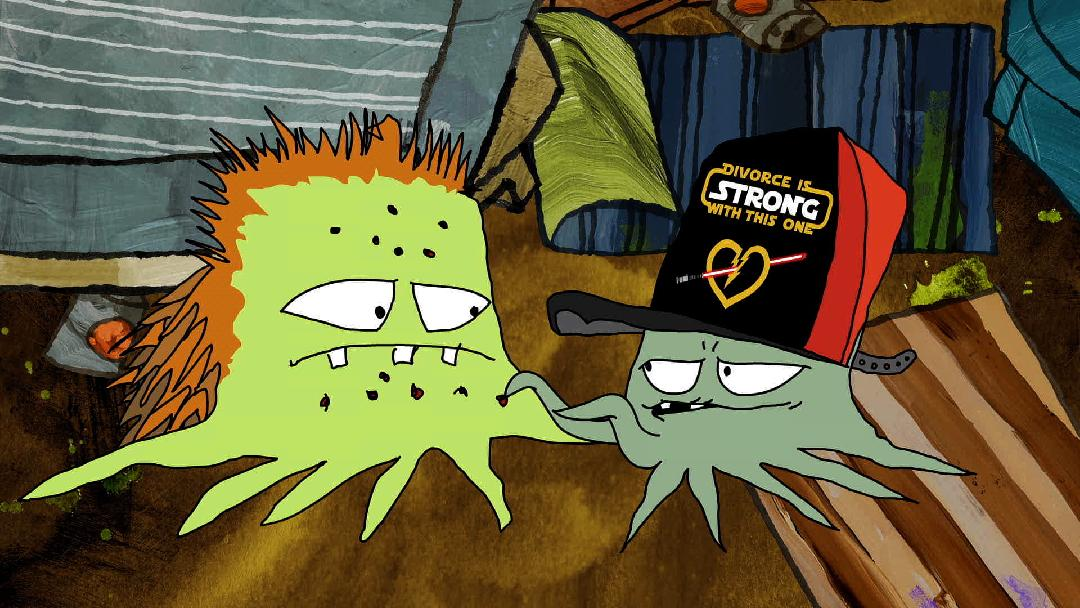 Squidbillies - Rick and Mortybillies