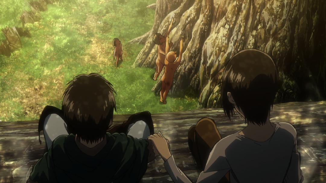 Attack on Titan - Sneak Peek – Behind Enemy Lines