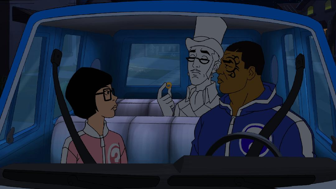 Mike Tyson Mysteries - Sneak Peek – Can't Go In