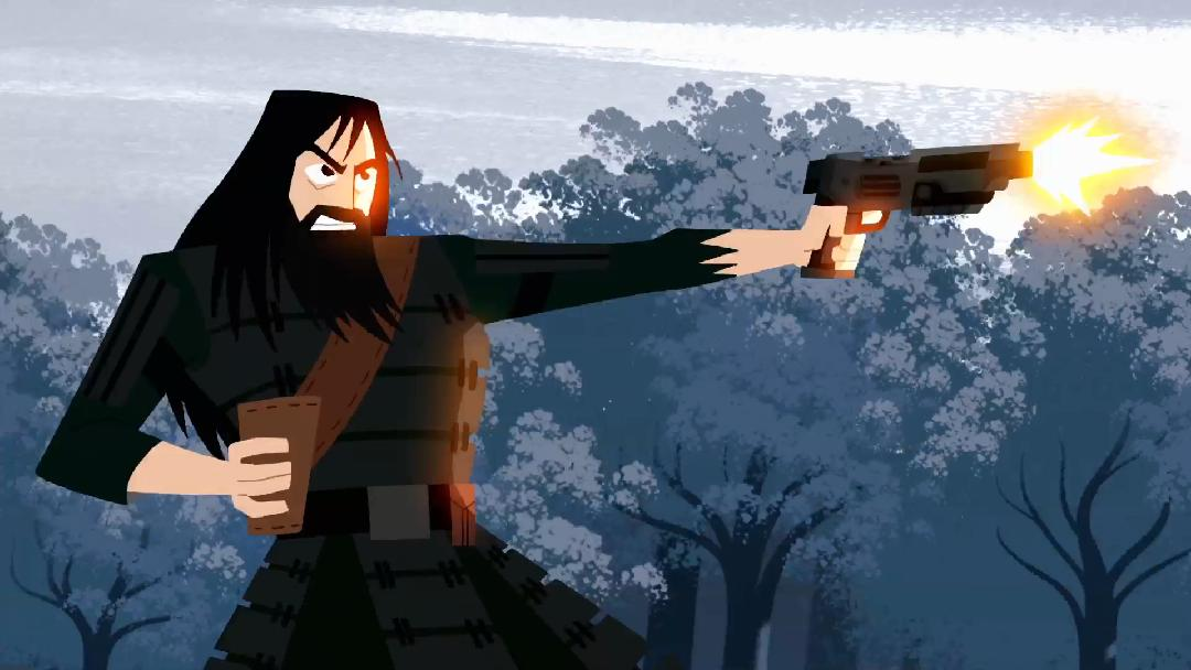 Samurai Jack - Sneak Peek: Chapter XCIII – Man Vs. Machines