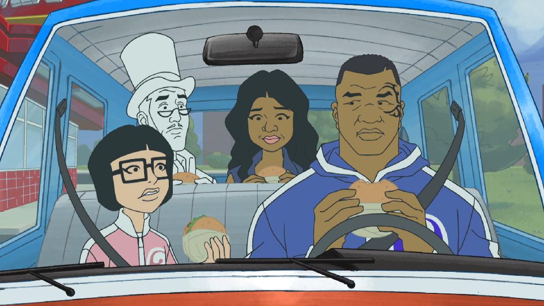 Mike Tyson Mysteries - Sneak Peek – Eat First, Solve Later