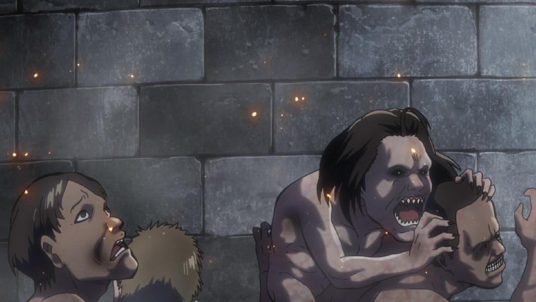 Attack on Titan - Sneak Peek: Look Back In Fear