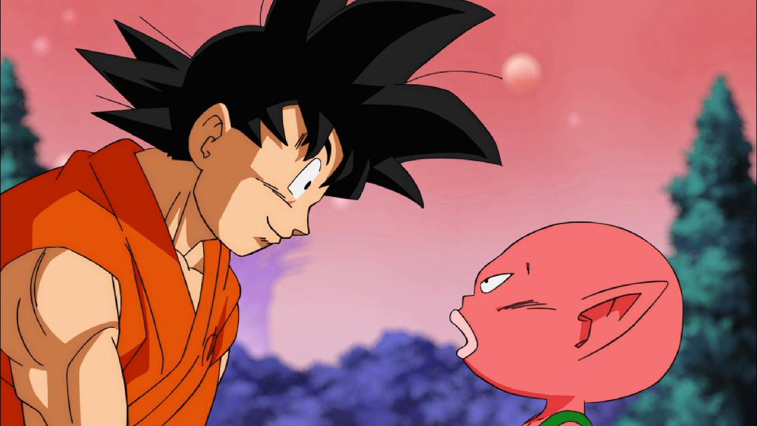 Dragon Ball Super - Sneak Peek: Nipples