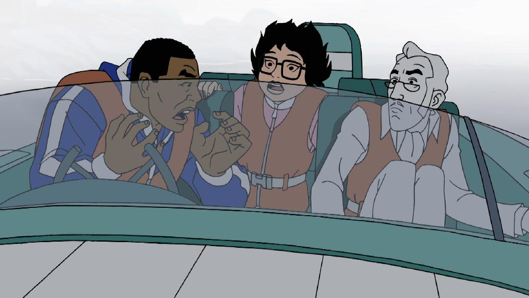 Mike Tyson Mysteries - Sneak Peek: Panic!