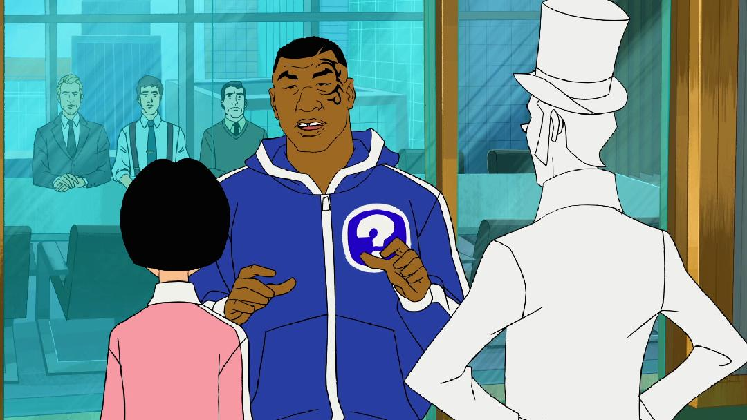 Mike Tyson Mysteries - Sneak Peek – Private Thoughts