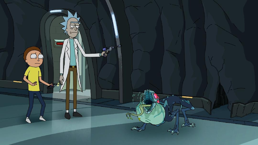 Rick and Morty - Sneak Peek – Season Finale