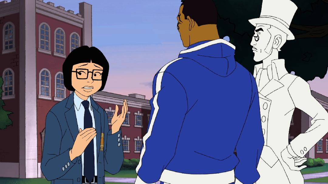 Mike Tyson Mysteries - Sneak Peek – What Kind of Party?