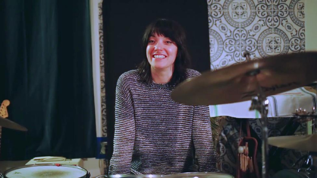 Squidbillies - Squids Theme Behind the Scenes: Sharon Van Etten
