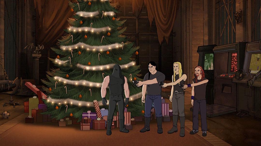 image gallery metalocalypse christmas - Metalocalypse Christmas Tree