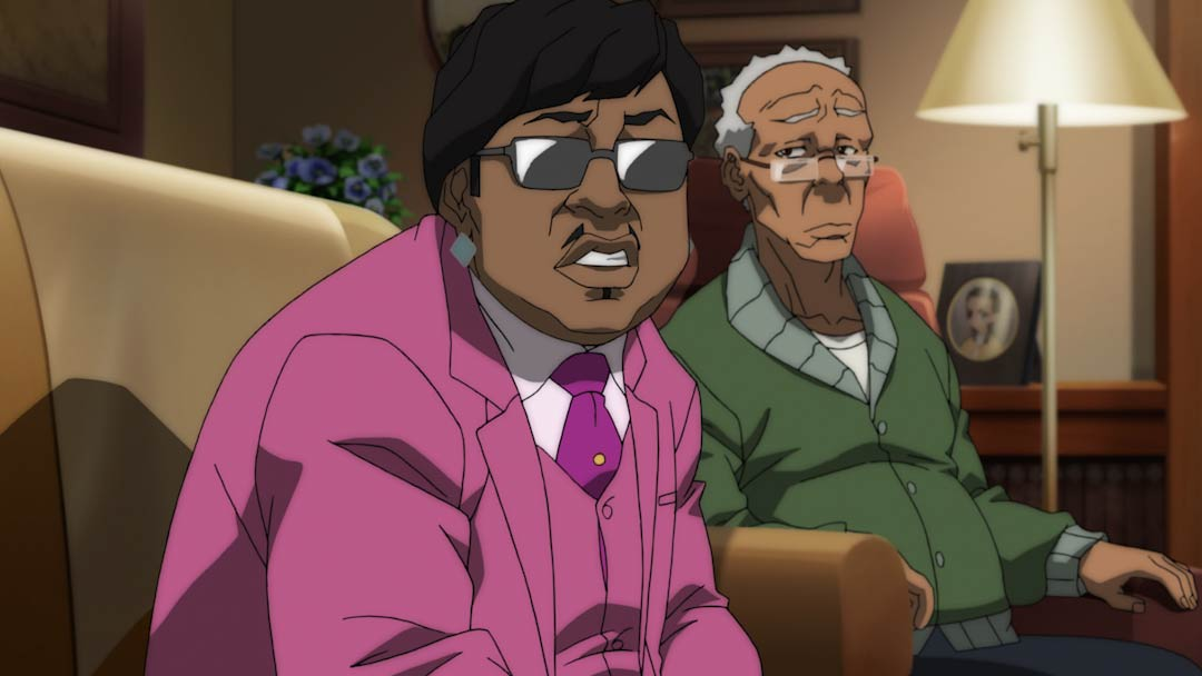 The Boondocks - When The Word 'Gay' Is Appropriate