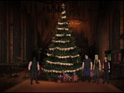 This Christmas Tree Isn't Brutal - Metalocalypse - Adult Swim Shows