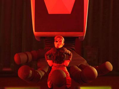 Watch Free Online Video Titan Maximum - The Fistfights Begin