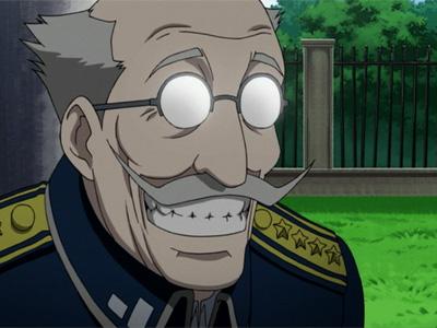 Fuhrer Grumman - Fullmetal Alchemist: Brotherhood