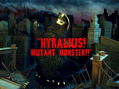 Watch Free Online Video Mary Shelley's Frankenhole - Sneak Peek: Frankenhole: Hyralius, Mutant Monster!