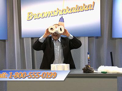 Watch Free Online Video Adult Swim Infomercials - Broomshakalaka