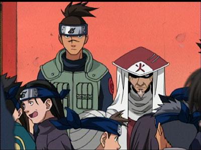 A Secret - Naruto