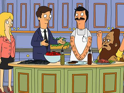 Bob's Burgers - He Wants Beef