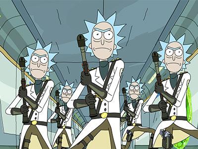 Rick and Morty - Close Rick-Counters of the Rick Kind