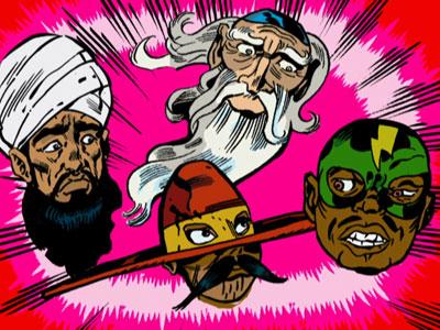 Watch Free Online Video Minoriteam - The Assimilator