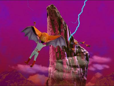 Watch Free Online Video Saul of the Mole Men - Birdbats Aren't Monsters