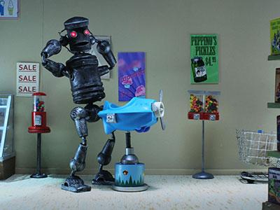 Robot Chicken - Robot Solicitation