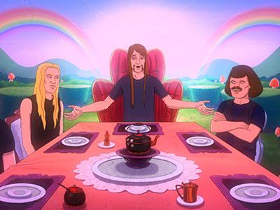 Metal Family - Metalocalypse